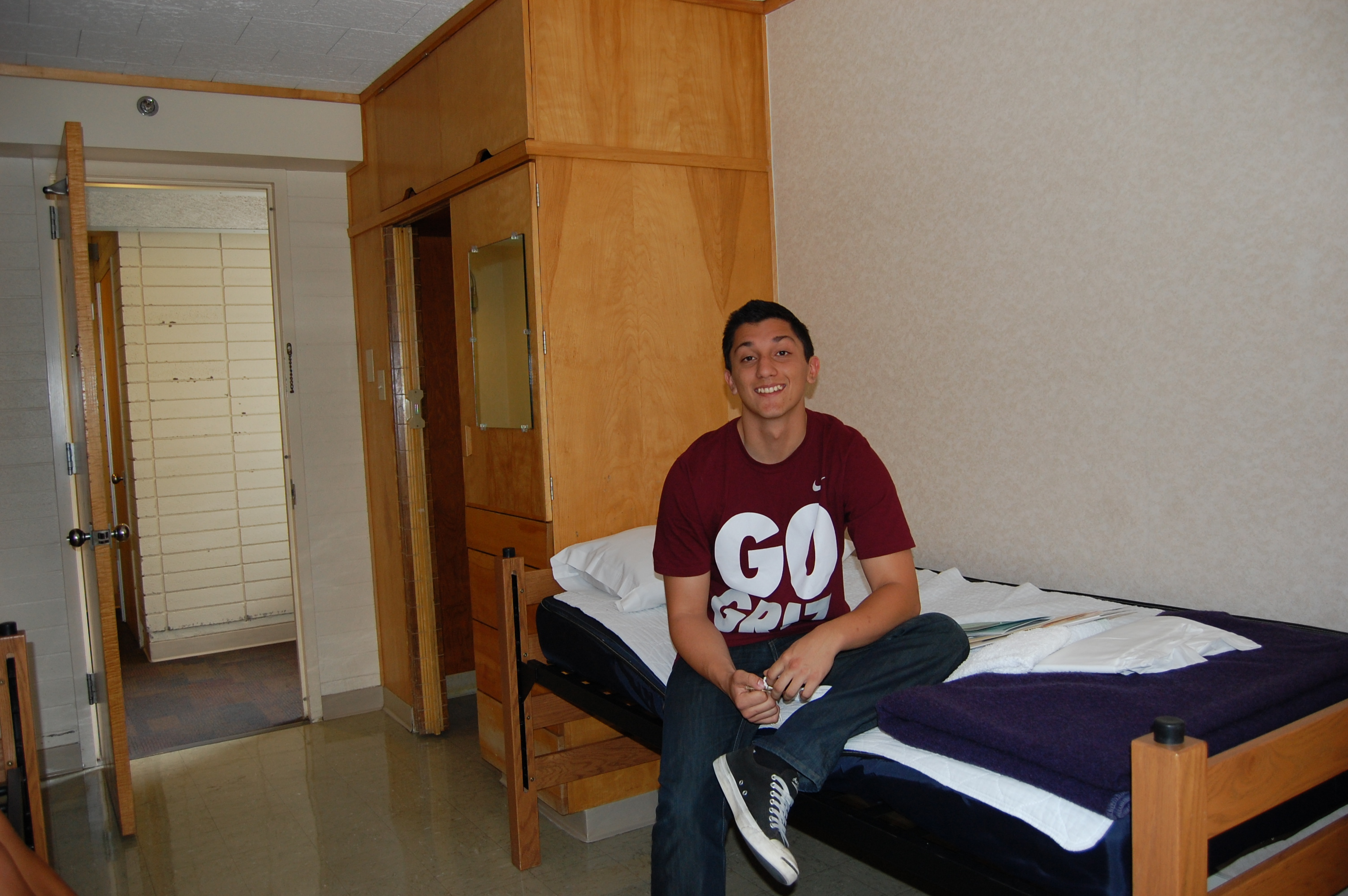 Jesse Hall Dorm Room Part 3